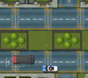 Hra - V8 Police Parking