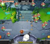 Hra - Big Hero 6 Kill Zombiesz