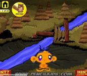 Hra - Monkey GO Happy Bats