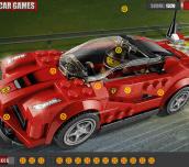 Hra - Lego Car Hidden Tires