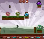 Hra - Ninja Zombie Shooter