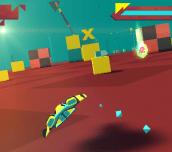 Hra - Geometry Race