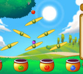 Hra - Fruit Collector