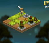 Hra - Warrior Slide