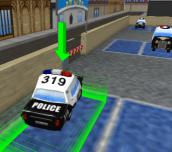 Hra - Police Cars Parking