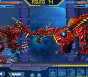 Hra - Robot Fire Dragon