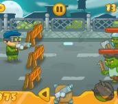Hra - Zombie Night Defense