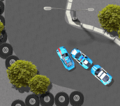 Hra - Police Hot Racing