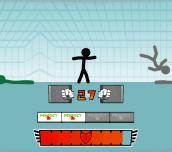 Hra - Stickman Fighter Epic Battles