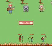 Hra - Vikings vs. Monsters
