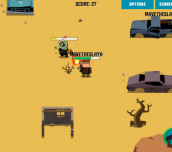 Hra - Wasteland Warriors