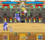 Hra - Gladiator Combat Arena