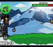 Hra - Castle Defense Online