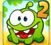 Hra - Cut the Rope 2