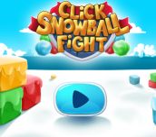 Hra - Click Snowball Fight