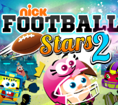 Hra - Nick Football Stars 2