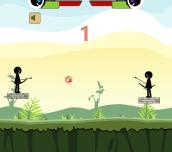 Hra - Stickman Archer 4