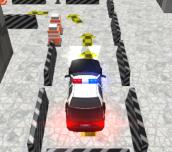 Hra - Police Car Parking