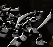 Hra - Teenage Mutant Ninja Turtles: Dark Horizons