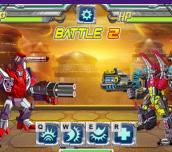 Hra - Epic Robot Tournament