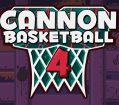 Hra - Cannon Basketball 4