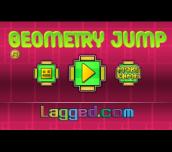 Hra - Geometry Jump