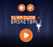 Hra - Slam Dunk Basketball
