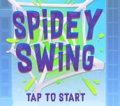 Hra - Spidey Swing