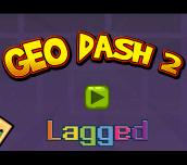Hra - Geo Dash 2