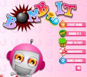 Hra - Bomb It 1
