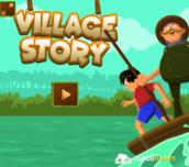 Hra - Village Story