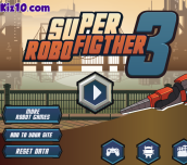 Hra - Super Robo Fighter 3
