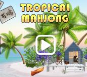 Hra - Tropical Mahjong