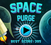 Hra - Space Purge