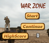 Hra - War Zone