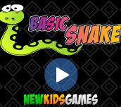 Hra - Basic Snake