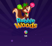Hra - Bubble Woods