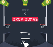 Hra - Drop Dunks