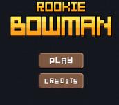 Hra - Rookie Bowman