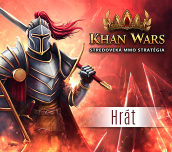 Hra - Khan Wars