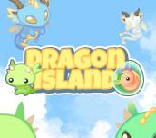 Hra - 2048 Dragon Island