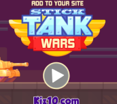 Hra - Stick Tank Wars