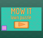 Hra - Mow It! Lawn Puzzle