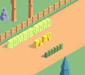 Hra - Zombie Road