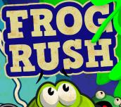 Hra - Frog Rush