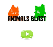 Hra - Animals Blast