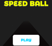 Hra - Speed Ball