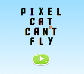 Hra - Pixel Cat Can't Fly