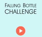 Hra - Falling Bottle Challenge