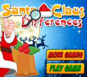 Hra - Santa Claus Differences